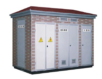 YBW-12 0.4-800预装式变电站