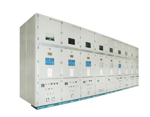 KYN28A-12铠装移开式交流金属封闭开关设备