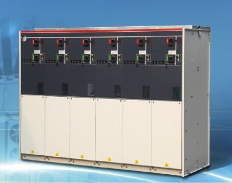 HXGN□-12系列全绝缘中压环网开关柜