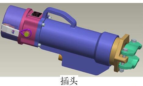 DL7-AC7200/350-E(Z1)高压船用连接器
