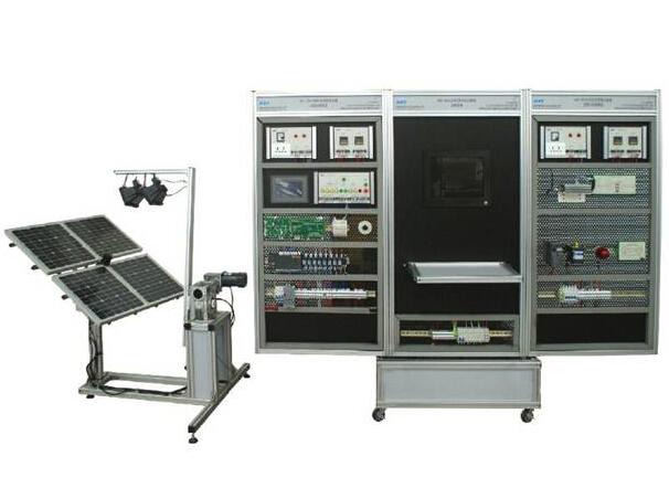 KNT-SPV02型光伏发电实训系统