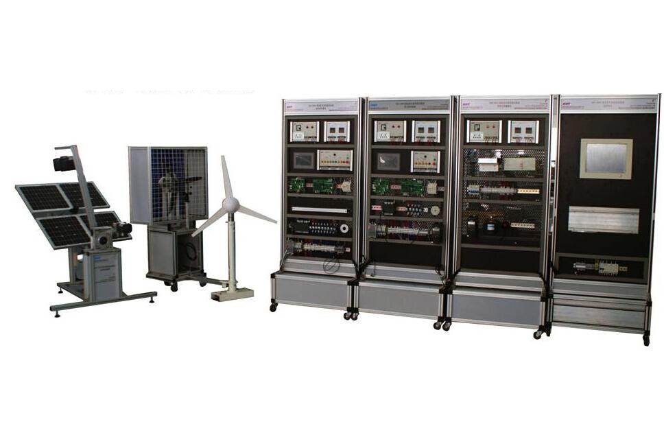KNT-WP01型 风光互补发电实训系统