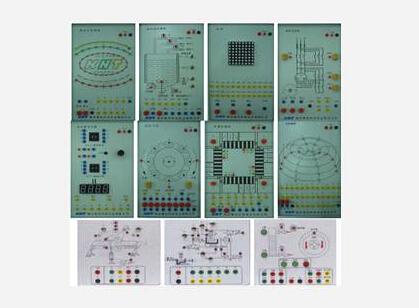 KNT-PYS3   PLC系统实验实训装置