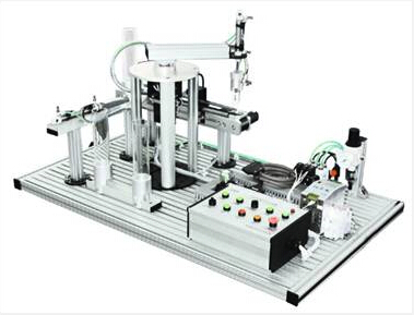 KNT-PJS3   机械手综合实训装置