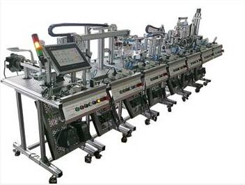 KNT-M801   MPS模块化生产制造系统